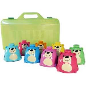 彩色熊-奇巧玩具廠